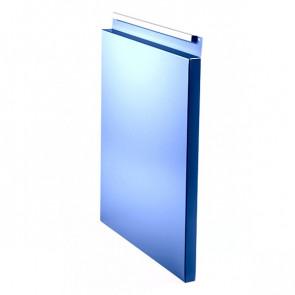 Фасадная панель № 3 (350*400) RAL 5005 (сигнальный синий)