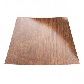 Гладкий лист с защитной пленкой (1250) 0,5 Printech античный дуб 3D текстура