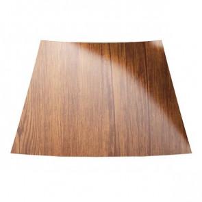 Гладкий лист с защитной пленкой (1250) 0,5 Printech дуб 3D