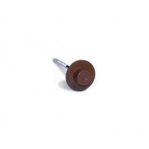 Гвозди для черепицы Ондувилла с литой шляпкой (3,1*75) цвет коричневый