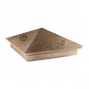 Колпак №-1 SteelArt орех 3D