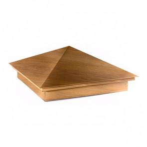 Колпак №-1 SteelArt дуб 3D
