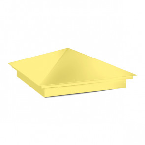 Колпак №-1 полиэстер RAL 1018 (цинково-желтый)