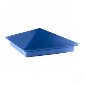 Колпак №-1 полиэстер RAL 5005 (сигнальный синий)