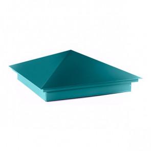 Колпак №-1 полиэстер RAL 5021 (водная синь)