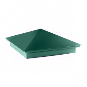 Колпак №-1 полиэстер RAL 6005 (зеленый мох)