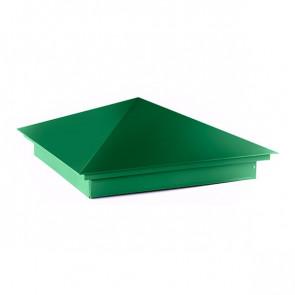 Колпак №-1 полиэстер RAL 6029 (мятно-зеленый)