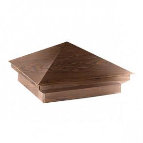 Колпак №-2 SteelArt дуб античный 3D