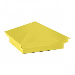Колпак №-2 полиэстер RAL 1018 (цинково-желтый)