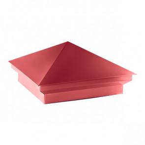 Колпак №-2 полиэстер RAL 3003 (рубиново-красный)