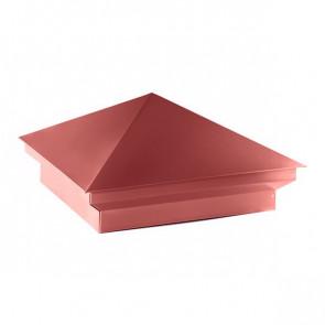 Колпак №-2 полиэстер RAL 3011 (коричнево-красный)