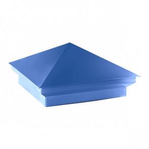 Колпак №-2 полиэстер RAL 5005 (сигнальный синий)