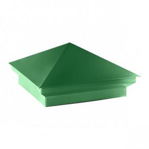 Колпак №-2 полиэстер RAL 6002 (лиственно-зеленый)