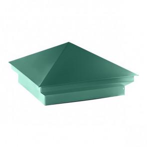 Колпак №-2 полиэстер RAL 6005 (зеленый мох)