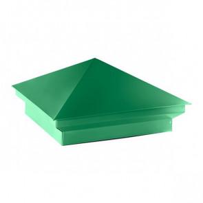 Колпак №-2 полиэстер RAL 6029 (мятно-зеленый)