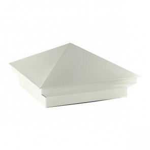 Колпак №-2 полиэстер RAL 9002 (серо-белый)