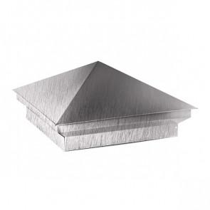 Колпак №-2 ZN (оцинкованная сталь)