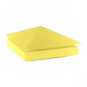 Колпак №-3 полиэстер RAL 1018 (цинково-желтый)