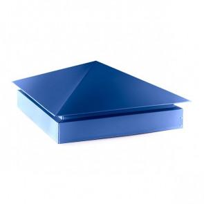 Колпак №-3 полиэстер RAL 5005 (сигнальный синий)
