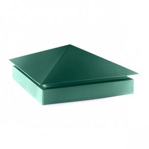 Колпак №-3 полиэстер RAL 6005 (зеленый мох)