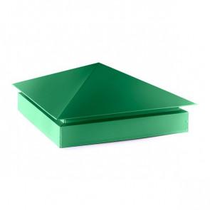 Колпак №-3 полиэстер RAL 6029 (мятно-зеленый)