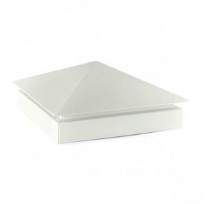 Колпак №-3 полиэстер RAL 9002 (серо-белый)