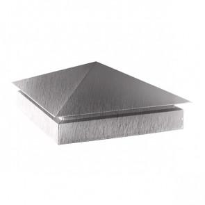 Колпак №-3 ZN (оцинкованная сталь)