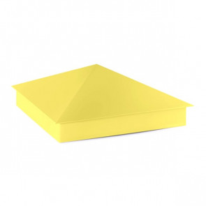 Колпак №-4 полиэстер RAL 1018 (цинково-желтый)