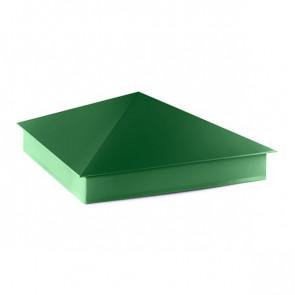 Колпак №-4 полиэстер RAL 6002 (лиственно-зеленый)