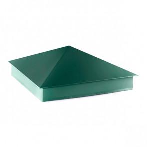 Колпак №-4 полиэстер RAL 6005 (зеленый мох)