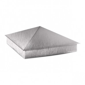 Колпак №-4 ZN (оцинкованная сталь)