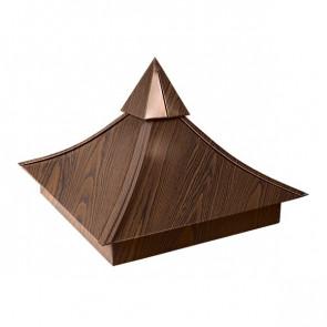 Колпак №-5 SteelArt дуб античный 3D