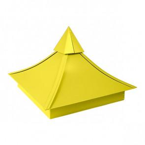Колпак №-5 полиэстер RAL 1018 (цинково-желтый)