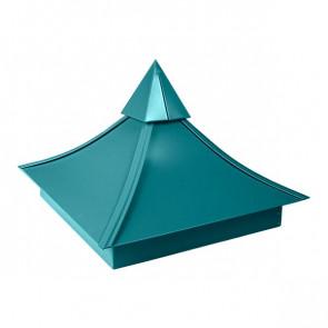Колпак №-5 полиэстер RAL 5021 (водная синь)