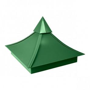 Колпак №-5 полиэстер RAL 6002 (лиственно-зеленый)