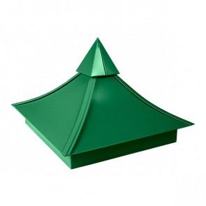 Колпак №-5 полиэстер RAL 6029 (мятно-зеленый)