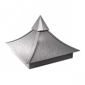 Колпак №-5 ZN (оцинкованная сталь)