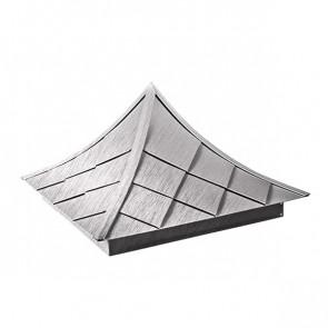 Колпак №-6 ZN (оцинкованная сталь)