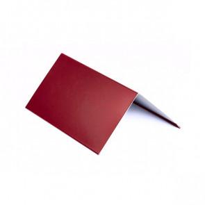 Конек (150 *150), 2 м, полиэстер RAL 3003 (рубиново-красный)
