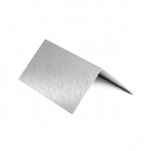 Конек (150 *150), 1,25 м, Zn (оцинкованная сталь)