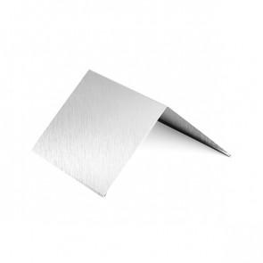 Конек (200*200), 1,25 м, Zn (оцинкованная сталь)