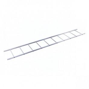 Секция лестницы кровельной BORGE 3000 мм ZN (оцинкованная сталь)