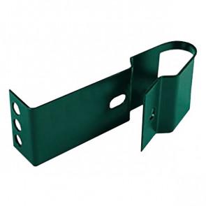 Кронштейн для крепления кровельной лестницы RAL 6005 (зеленый мох)