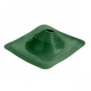 Манжета кровельная угловая «ПРОФИ» D=75/200, зеленая, силикон