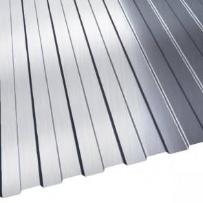 Профнастил МП-10 (1200/1100) 0,65 Zn (оцинкованная сталь) (Профнастил)