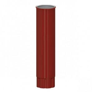 Труба водосточная D 150*1000 «МП Проект», RAL 3011 (коричнево-красный)