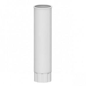 Труба водосточная D 150*1000 «МП Проект», RAL 9003 (сигнальный белый)