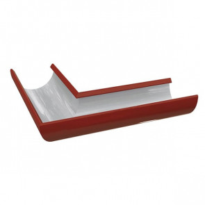 Угол желоба универсальный D 185 «МП Проект», RAL 3011 (коричнево-красный)