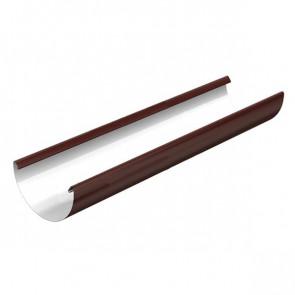Желоб водосточный D 185*3000 «МП Проект», RAL 8017 (шоколадно-коричневый)