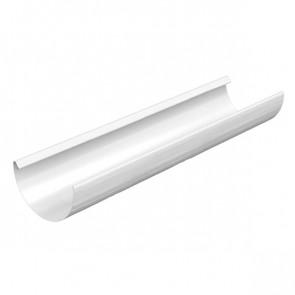 Желоб водосточный D 185*3000 «МП Проект», RAL 9003 (сигнальный белый)